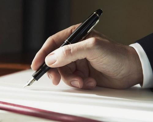 写好字从正确握笔开始