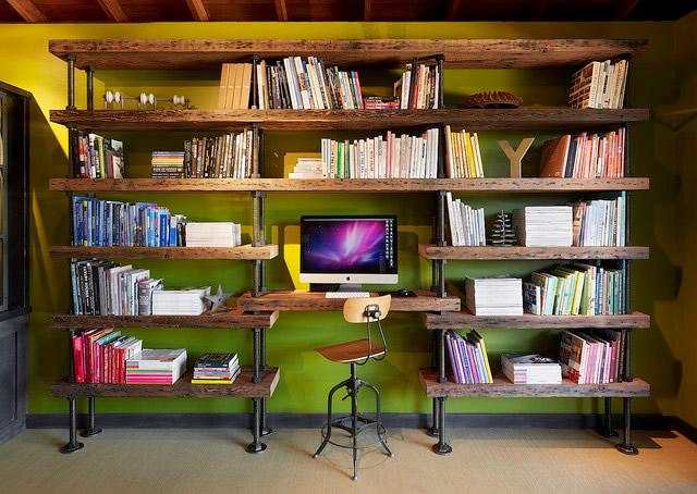 家庭办公室设计10例 打造SOHO一族的轻松办公区