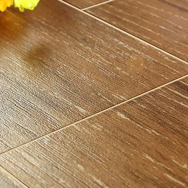 康拓 客厅卧室仿木地板砖 防滑仿古砖150*600mm