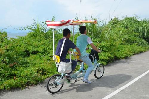 上海最美的10条骑行四季,送给热爱骑行的你!_别墅深圳雅苑线路图片