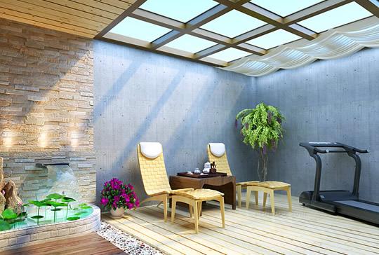 【阳台装修】家庭阳台如何装修设计 露台阳台装修全攻略
