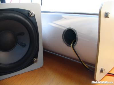 木质音箱制作方法图片_如何制作音箱