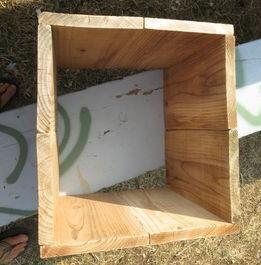装修剩下的小木板怎么做储物凳