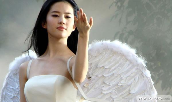 中国十大80后美女排行榜 娱乐圈十大人气美女明星排名