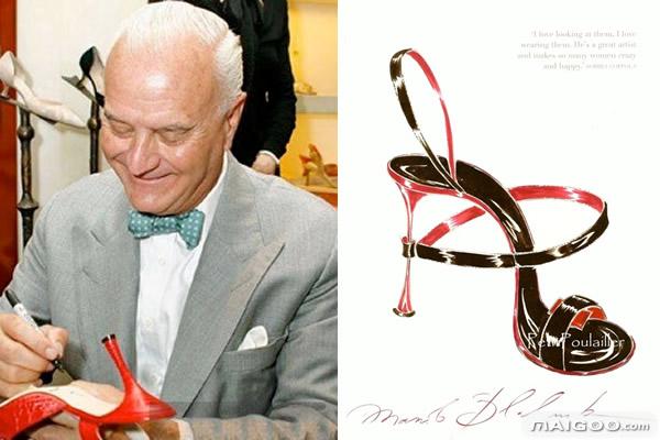 全球十大奢侈品牌高跟鞋排行榜 最美高跟鞋奢侈品牌