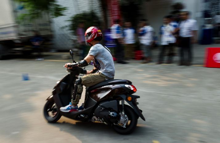 雅马哈发布两款新品踏板车