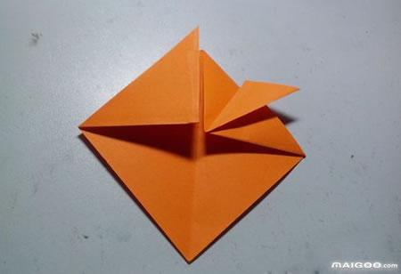 帽子的折法图解 纸帽子的折法图解
