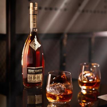 人头马 优质香槟区干邑350ml 法国进口白兰地礼盒