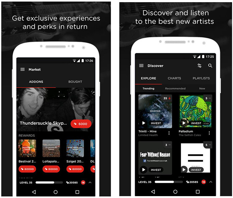 听腻了网易云,qq音乐和虾米 这些小众音乐app了解一下