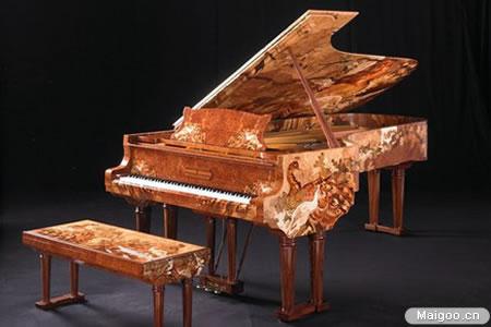[钢琴品牌]施坦威钢琴入围世界五大奢侈品图片