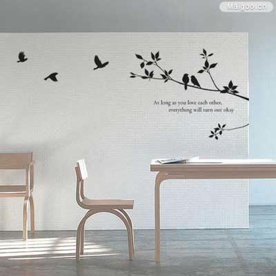 卧室装修贴什么样的壁纸好看图片