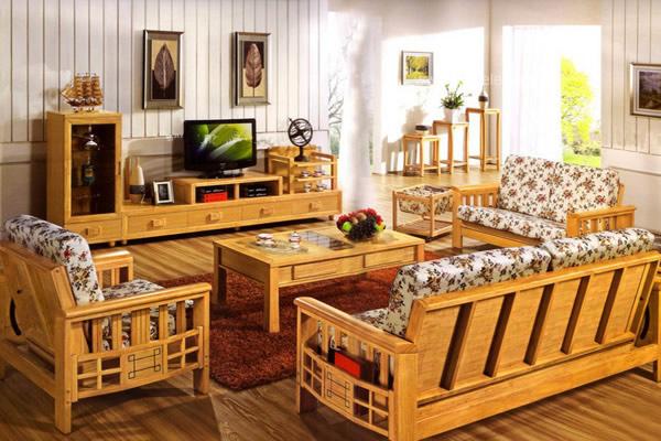 北欧实木沙发风格大全 北欧实木家具搭配装修案例